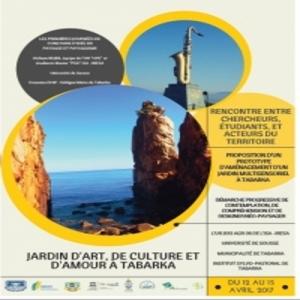 """Concours d'idée paysage-paysagisme à Tabarba- XVème Manifestation """"Horticulture et Paysage"""""""