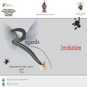 """Invitation du Club """"Regards Sur les paysages, la société et le développement durable"""""""