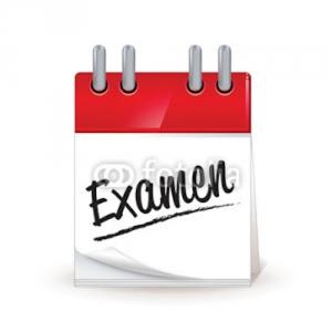 Calendrier des examens Master Paysage et systèmes d'aménagement